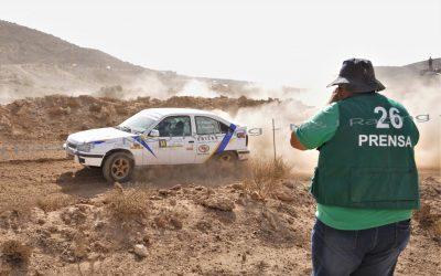 Otra Galería de la 🏁I Prueba de Velocidad en Tierra Arico, Autor 📸: M&J Racing