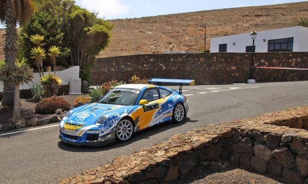 Contundente victoria de Toñín Suárez-Gabriel Espino con el Porsche 911 GT3