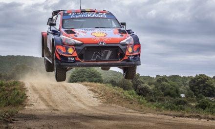 Hyundai Motorsport: Previo Rally Acrópolis