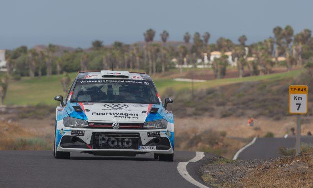 El Volkswagen Polo N5 de Sports & You  Canarias, en Tamaimo