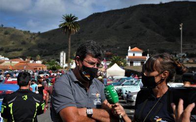 De Vuelta a Tegueste la Feria RetroAbades Los Moriscos 🚗 Escudería PJ Elvis…Mira algunas fotos 📸 Autor: M&J Racing