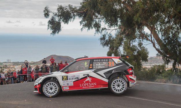 Primera victoria de la temporada de Luis Monzón y José Carlos Déniz en el 47 Rally Isla Tenerife