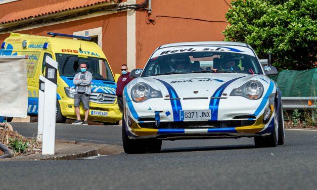 Campeonato BP de Rallys: Julio Martínez y Pedro Viera, nuevos líderes para la recta final de la Temporada 2021