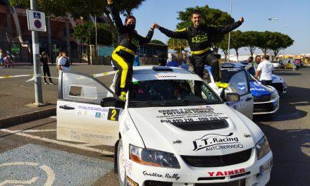 Jesús Tacoronte-Mariola Sáez se llevan la victoria en un duro rallye…Final Rallye Santa Lucía y Slalom GC