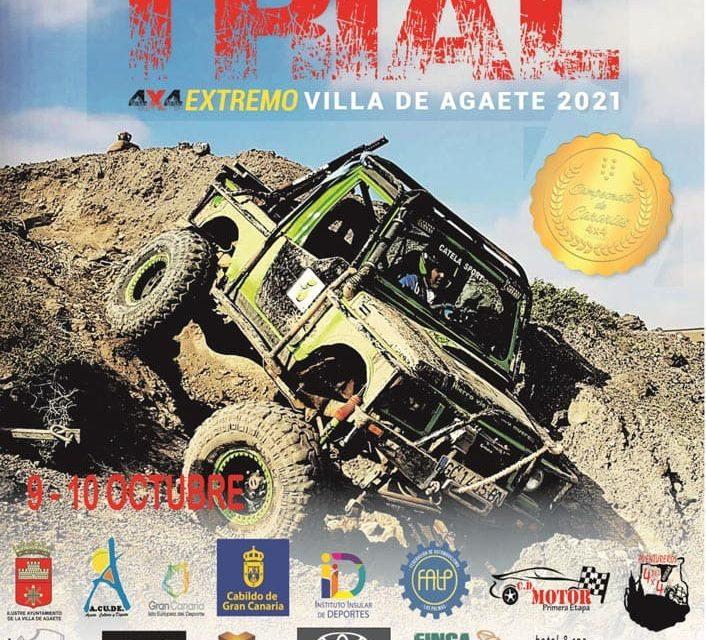 """Presentación del """"XIV Trial de 4×4 Extremo Valle de Agaete"""""""