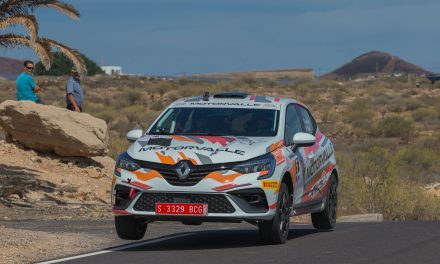 Sergio Fuentes y Abraham Báez se quedan a las puertas  de su segundo podio de la temporada