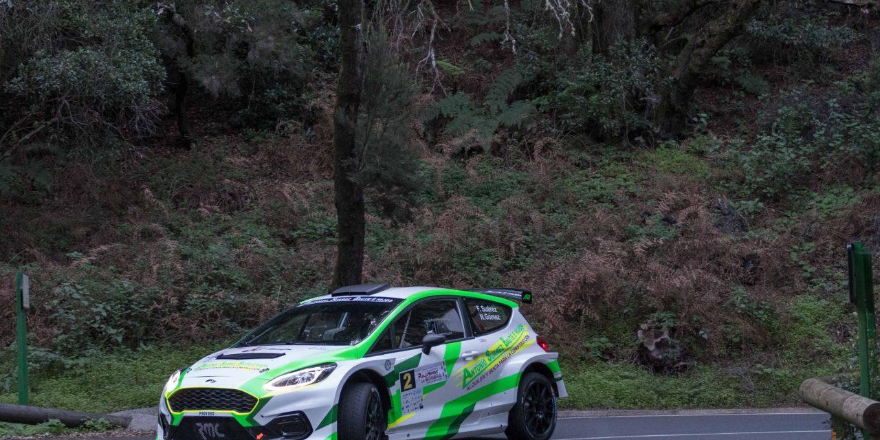 La Escudería Gomera Racing repartirá 1.500 € en  premios en su rallysprint
