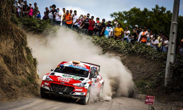 Dani Sordo regresa junto al Team MRF Tyres al escenario de su primera victoria con el Hyundai i20 R5…Rally Serras de Fafe e Felgueiras 2021 – Previo