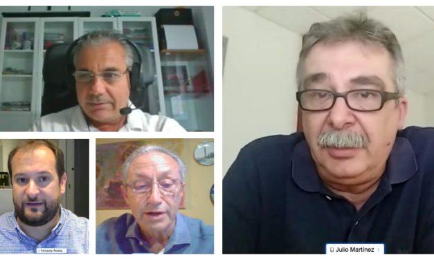 El Campeonato de Históricos 2022 debe de ser ordenado y claro Interesante reunión de trabajo sobre el futuro de la categoría con motivo del inminente Isla de Tenerife