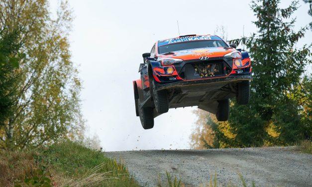 Rally de Finlandia – Tercer día… Hyundai Motorsport