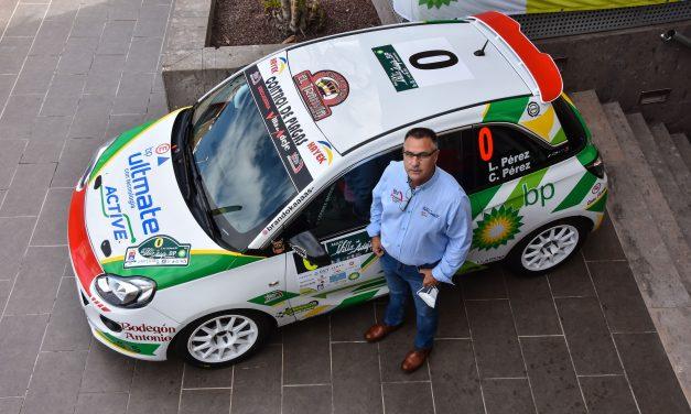 SUSPENDIDA la edición 2021 del RallySprint Tenerife Sur prevista para el 27 y 28 de noviembre